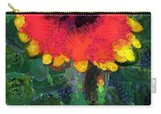 Fruit Salad Flower Carry-all Pouch