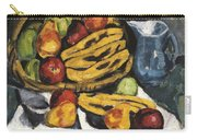 Fruit Still Life By Marsden Hartley Carry-all Pouch