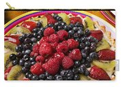 Fruit Tart Pie Carry-all Pouch