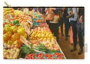Fruits And Vegetables - Pike Place Market Carry-all Pouch