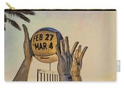Ft Lauderdale Volleyball Time Carry-all Pouch