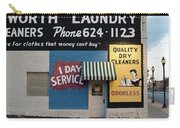 Ft Worth Cleaners  1927 81217 Carry-all Pouch