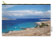 Ftenagia Beach On Halki Carry-all Pouch