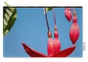 Fuchsia At Pilgrim Place In Claremont-california Carry-all Pouch