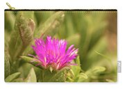 Fuchsia Bloom Carry-all Pouch