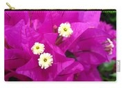 Fuchsia Flowers Carry-all Pouch