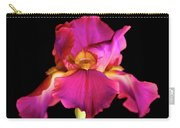 Fuchsia Iris Carry-all Pouch