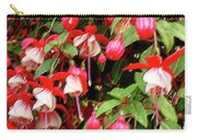 Fuchsia Pastel Carry-all Pouch