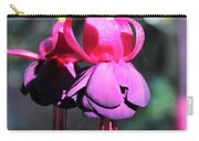 Fuchsias Indian Maid Carry-all Pouch