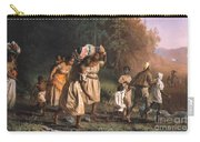 Fugitive Slaves, 1867 Carry-all Pouch by Granger
