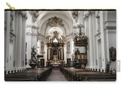 Fulda Cathedral Inside Carry-all Pouch