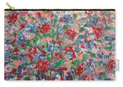Full Bloom. Carry-all Pouch