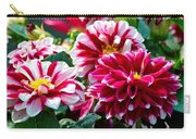 Full Blooms Carry-all Pouch