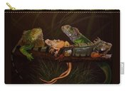 Full House Carry-all Pouch by Barbara Keith