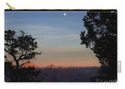 A Full Moon Arising Carry-all Pouch