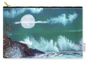 Full Moon At Sea Carry-all Pouch