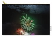 Full Moon Fireworks Carry-all Pouch