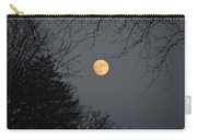 Full Moon In December 2016 Carry-all Pouch