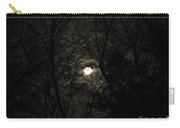 Full Moon In February Carry-all Pouch