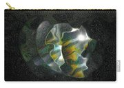 Abstract Full Moon Carry-all Pouch