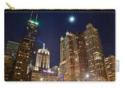 Full Moon Over Chi Town Carry-all Pouch
