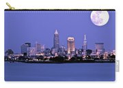 Full Moon Over Cleveland Carry-all Pouch