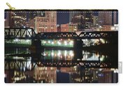 Full Moon Over Columbus Ohio Carry-all Pouch