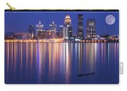 Full Moon Over Louisville Carry-all Pouch