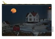 Full Moon Over Nubble Carry-all Pouch