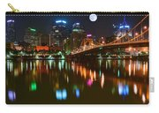 Full Moon Over Pittsburgh Carry-all Pouch