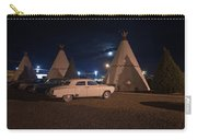 Full Moon Over Wigwam Motel Carry-all Pouch