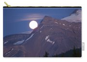 Full Moon Over The Rockies Carry-all Pouch