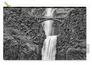 Full View Of Multnomah Falls Carry-all Pouch