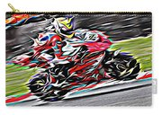 Fullspeed On Two Wheels 6 Carry-all Pouch