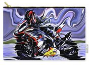 Fullspeed On Two Wheels 9 Carry-all Pouch