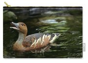 Fulvous Whistling Duck 2 Carry-all Pouch