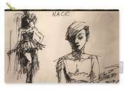 Fun At Art Of Fashion At Nacc 1 Carry-all Pouch