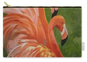 Fun Flamingos Carry-all Pouch