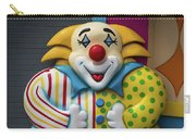 Fun House Clown Point Pleasant Nj Boardwalk Carry-all Pouch