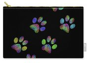 Fun Paw Prints. Carry-all Pouch