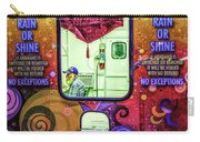 Fun Starts Here - Traveling Fair Carry-all Pouch
