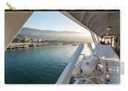 Funchal By The Ship Carry-all Pouch