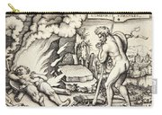 Funeral Of Hercules Carry-all Pouch