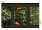 Fungi Times Three Carry-all Pouch