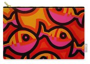 Funky Fish Iv Carry-all Pouch