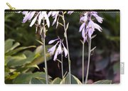 Funky Hostas Carry-all Pouch