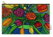 Funky Town Bouquet Carry-all Pouch
