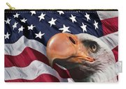 Funny Flag Carry-all Pouch