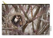 Funny Little Bird Carry-all Pouch
