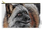 Funny Little Furry Face Carry-all Pouch